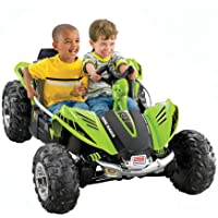 Fisher-Price W2602 Power Wheels Dune Racer (Green)