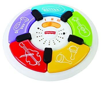 Mon Atelier Musical Fisher-Price Jouet Musical