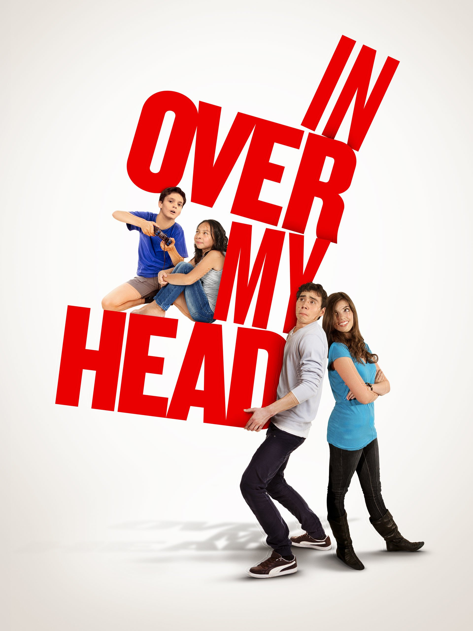 In Over My Head on Amazon Prime Video UK