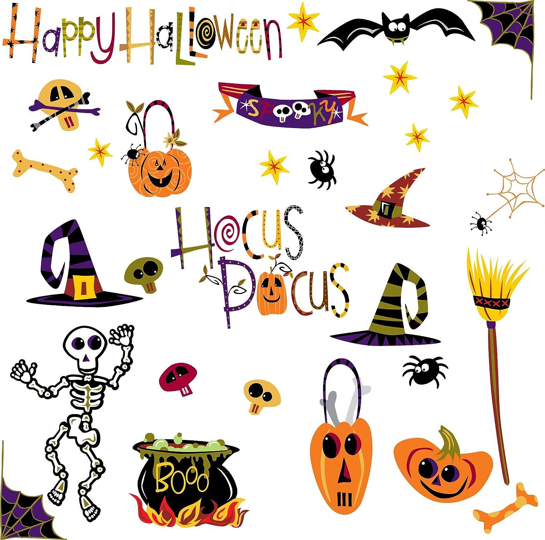 halloween wall sticker decals halloween wikii