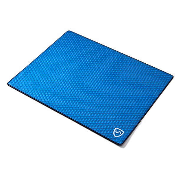 SYB Laptop Pad, EMF Radiation Protection, Cooling RF Blocker Shield (Color: Ultra Marine, Tamaño: 17)