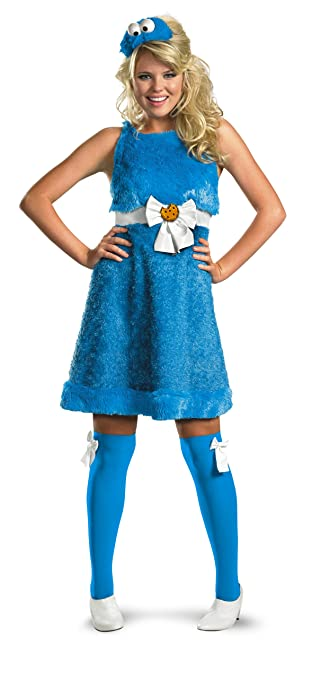 Women's Cookie Monster Costume