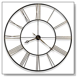 Howard Miller Large Roman Numerals Gallery Wall Clock