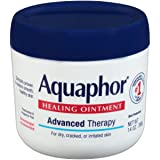 Aquaphor Healing Ointment,Advanced Therapy Skin Protectant 14 Ounce ( Pack May Vary ) (Tamaño: 14 Ounce)