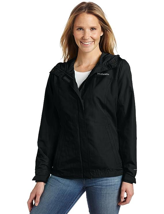 Columbia Women's Silver Falls Rain Jacket