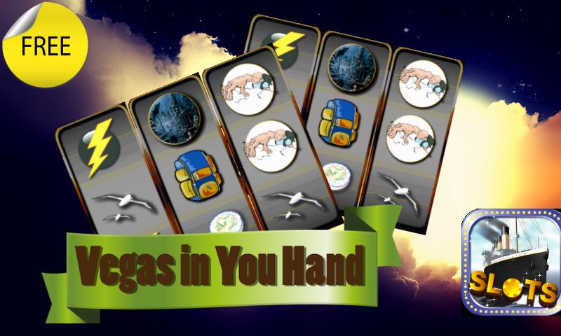 titanic slot machine app