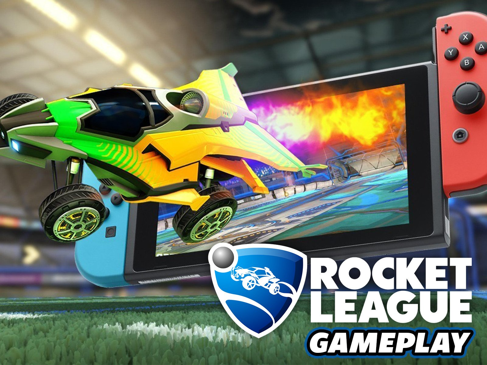 Clip: Rocket League - Season 1
