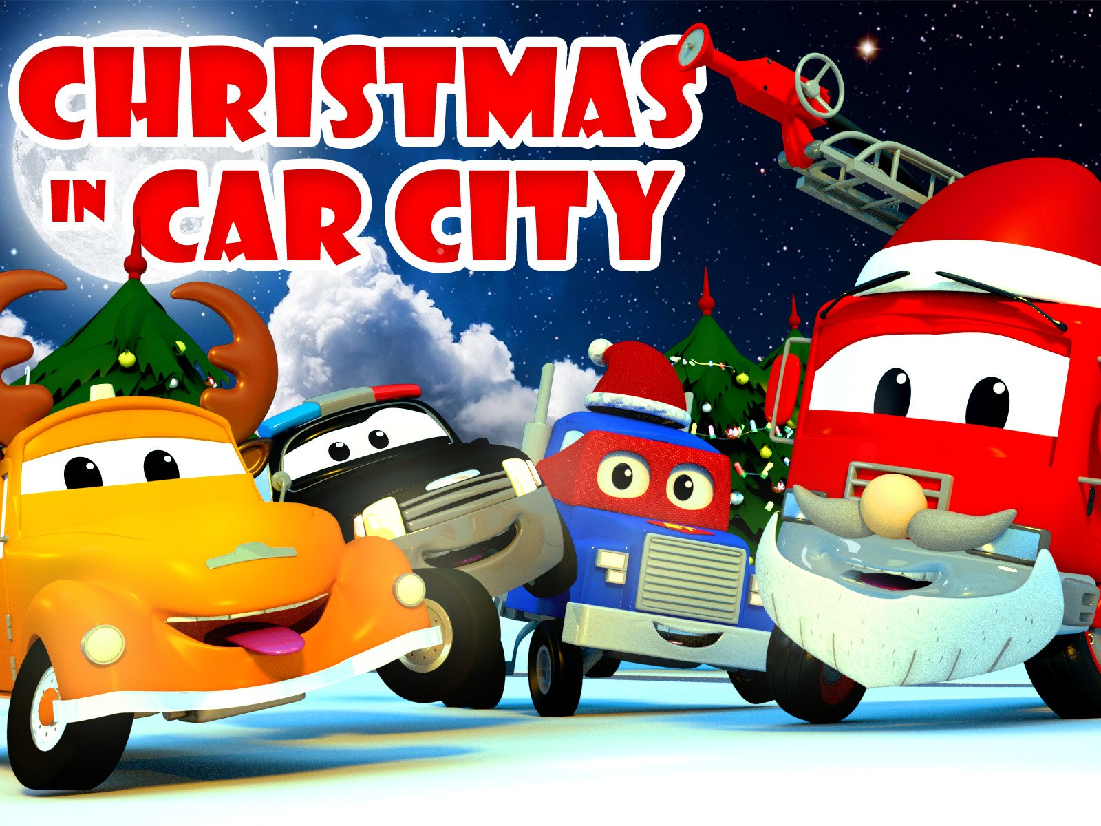 Christmas in Car City - Season 1