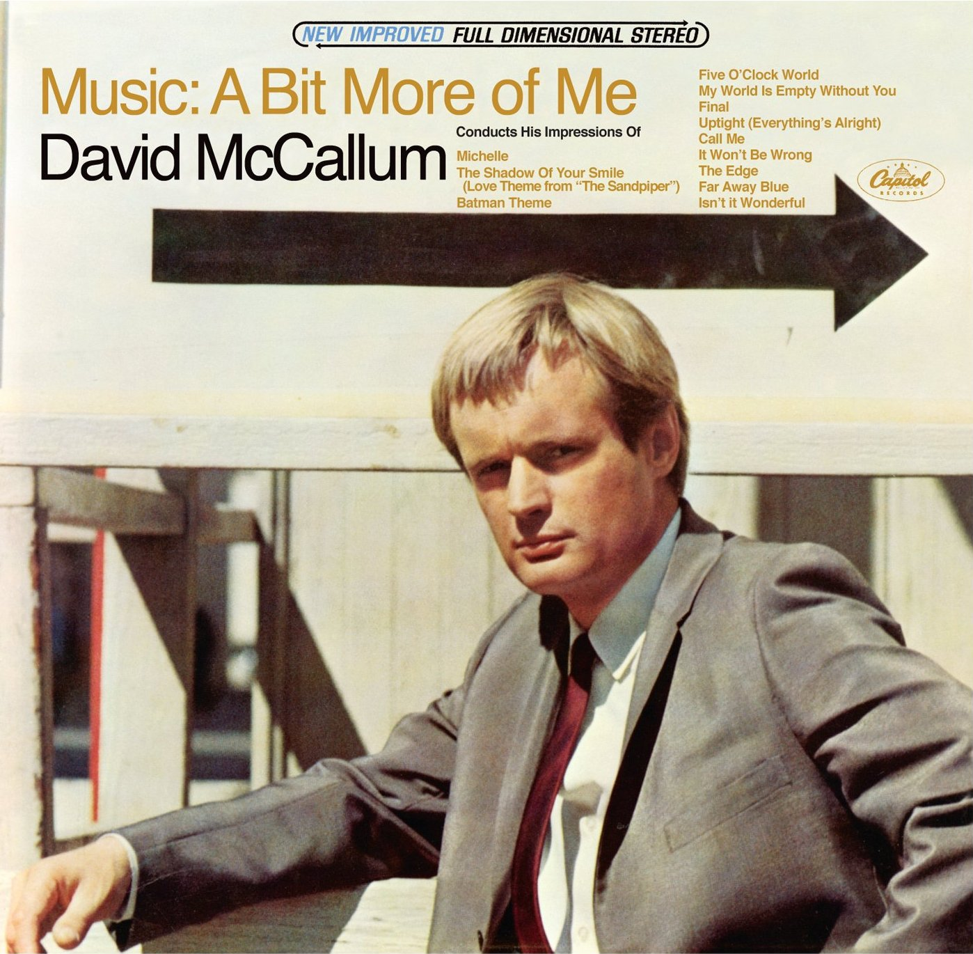 Buy David Mccallum Now!