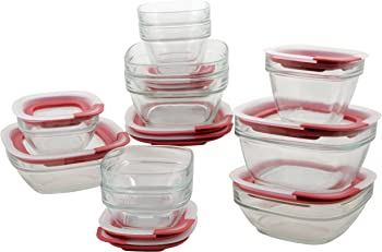 Rubbermaid 22-Piece Food Storage Set