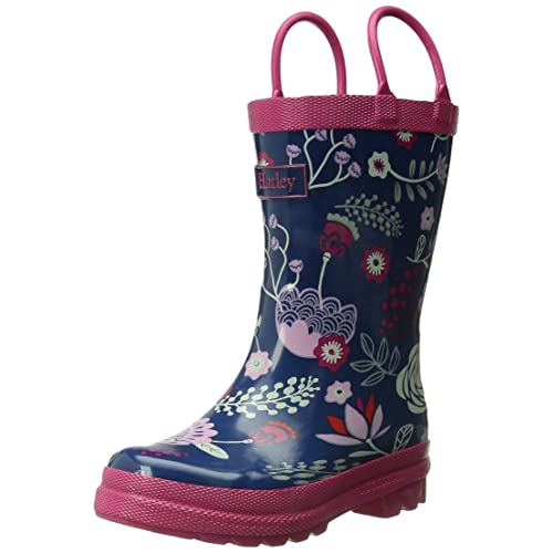 Hatley Girls Rainboots -Field Flowers