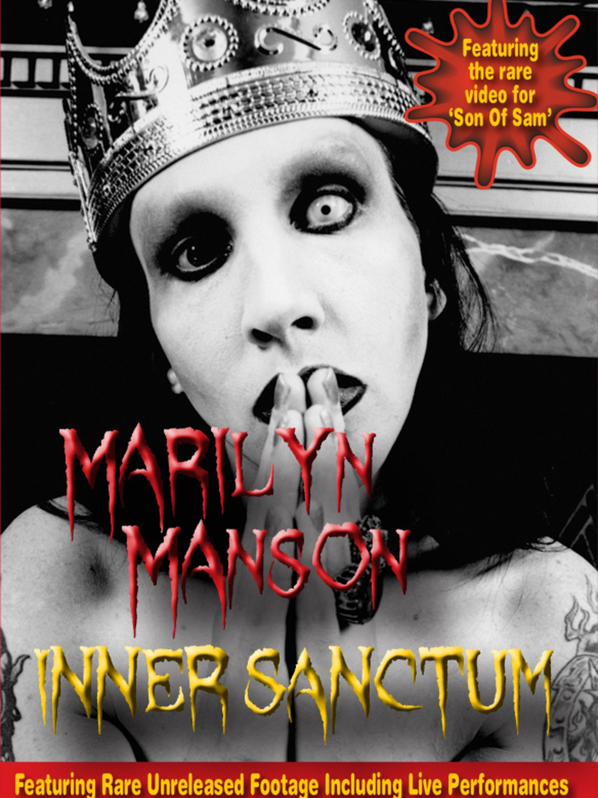 Marilyn Manson: Inner Sanctum on Amazon Prime Instant Video UK