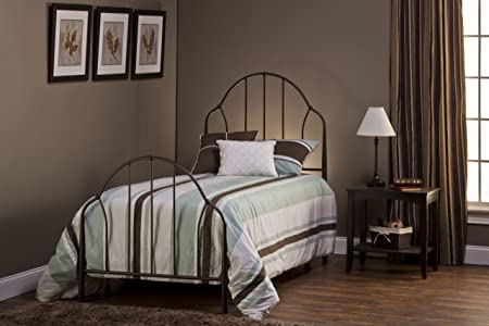 Hillsdale Marston Bed Set - King Bronze