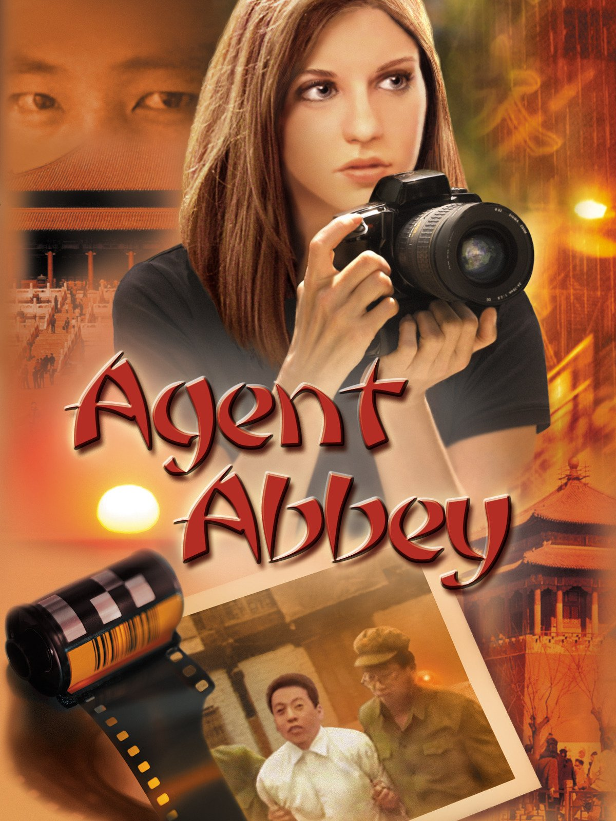 Agent Abbey on Amazon Prime Instant Video UK