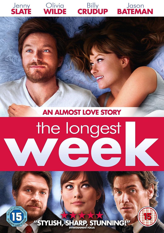 The Longest Week / Най-дългата седмица (2014)
