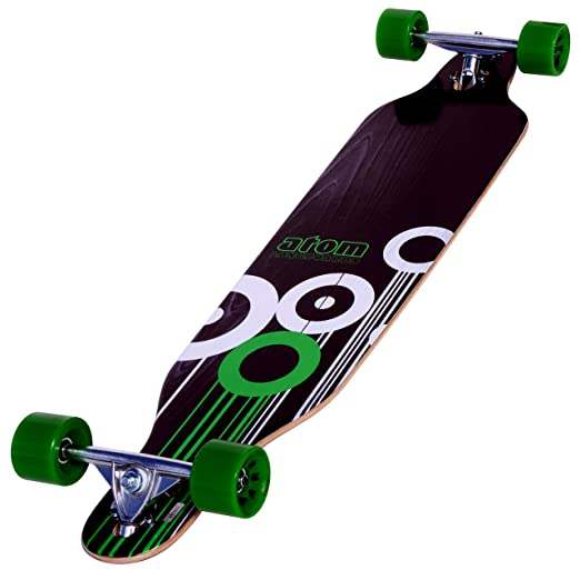 The Atom Drop-Through Longboard (41-Inch)