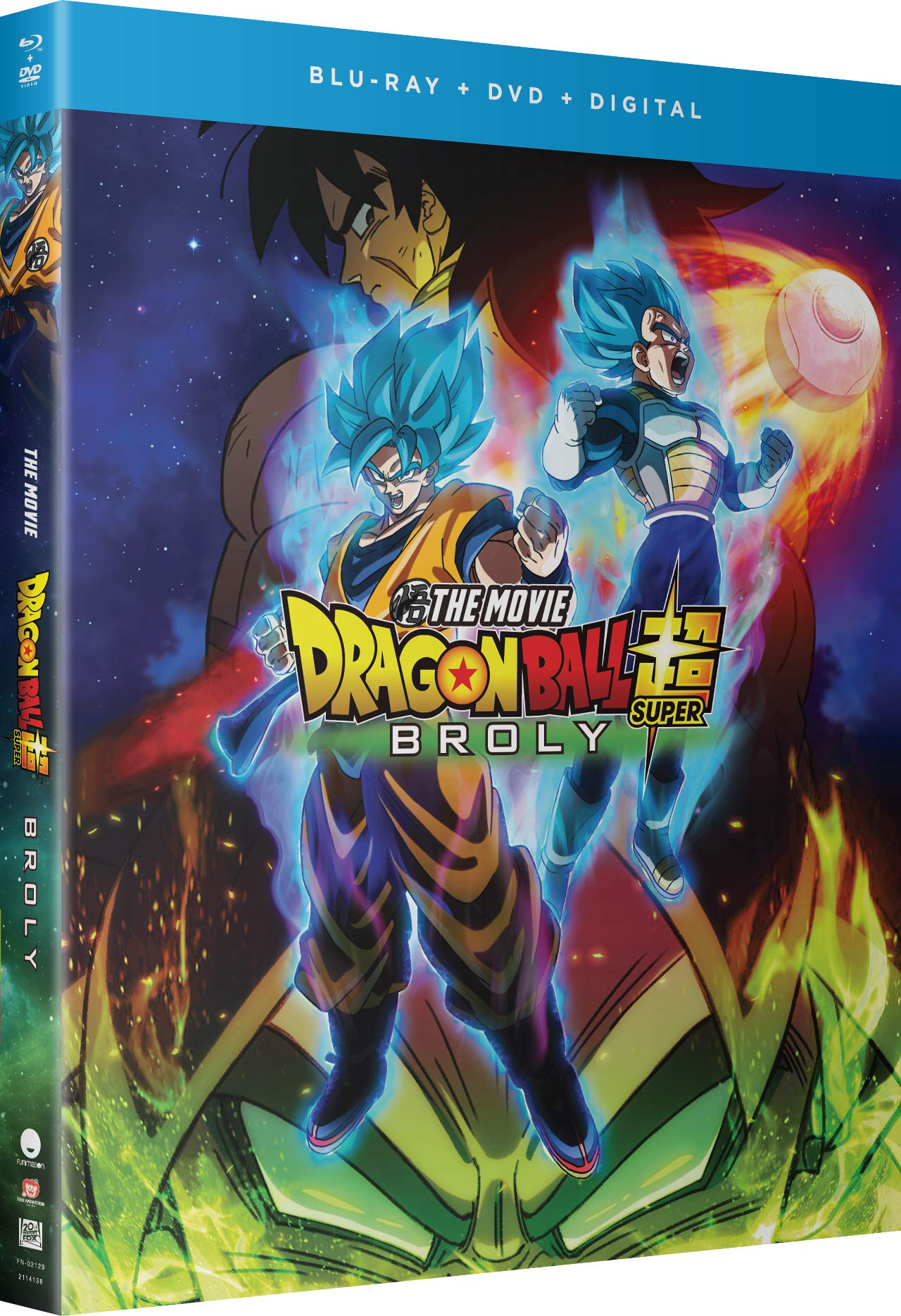 Dragon Ball Broly B07MLB1DBG/