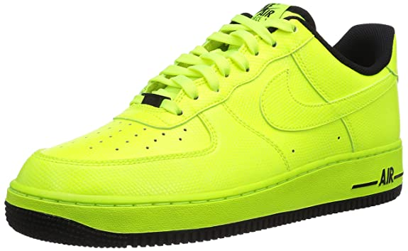 scarpe nike air force fluo
