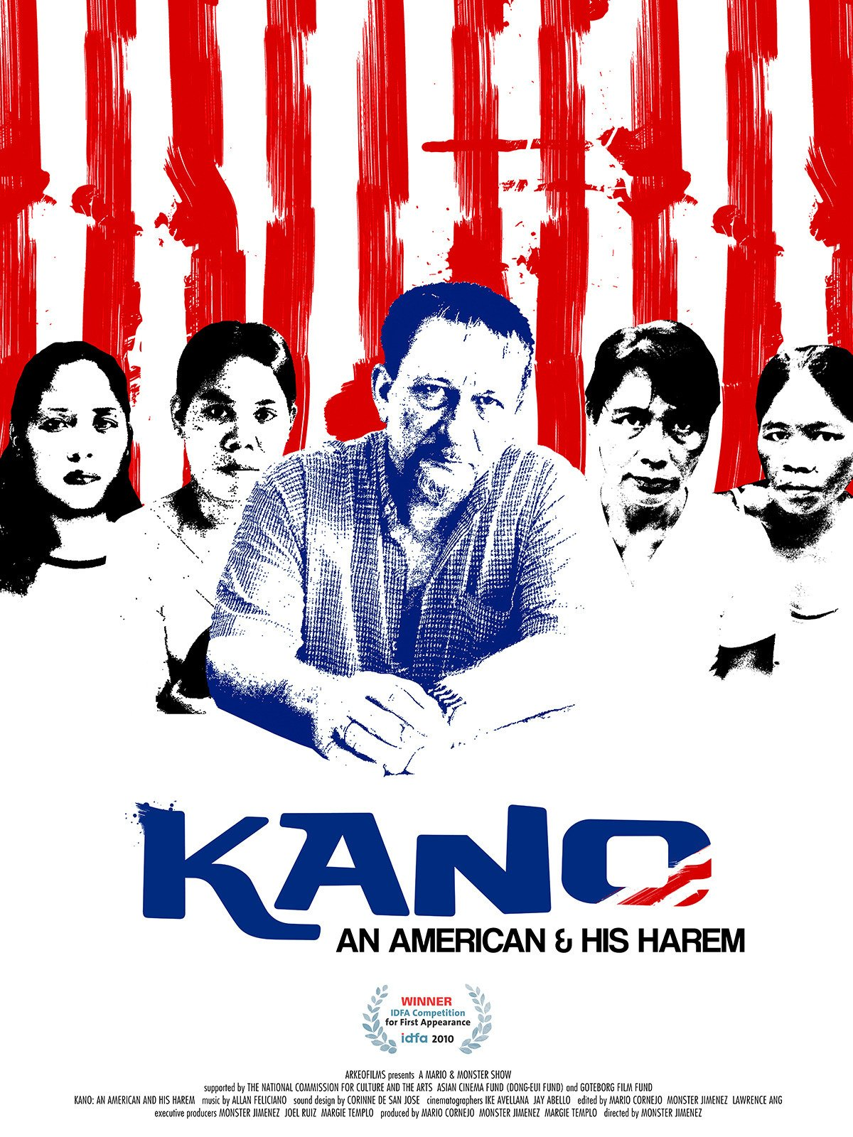Kano: An American and His Harem