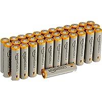 36-Pack AmazonBasics AAA Performance Alkaline Batteries