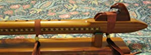 Native American Flute for Women, Small Hands, Deep Low D, Easy to Play, with Stand, Travel Bag, Book and Cd.. discuss purchaseforth putting news other related detail