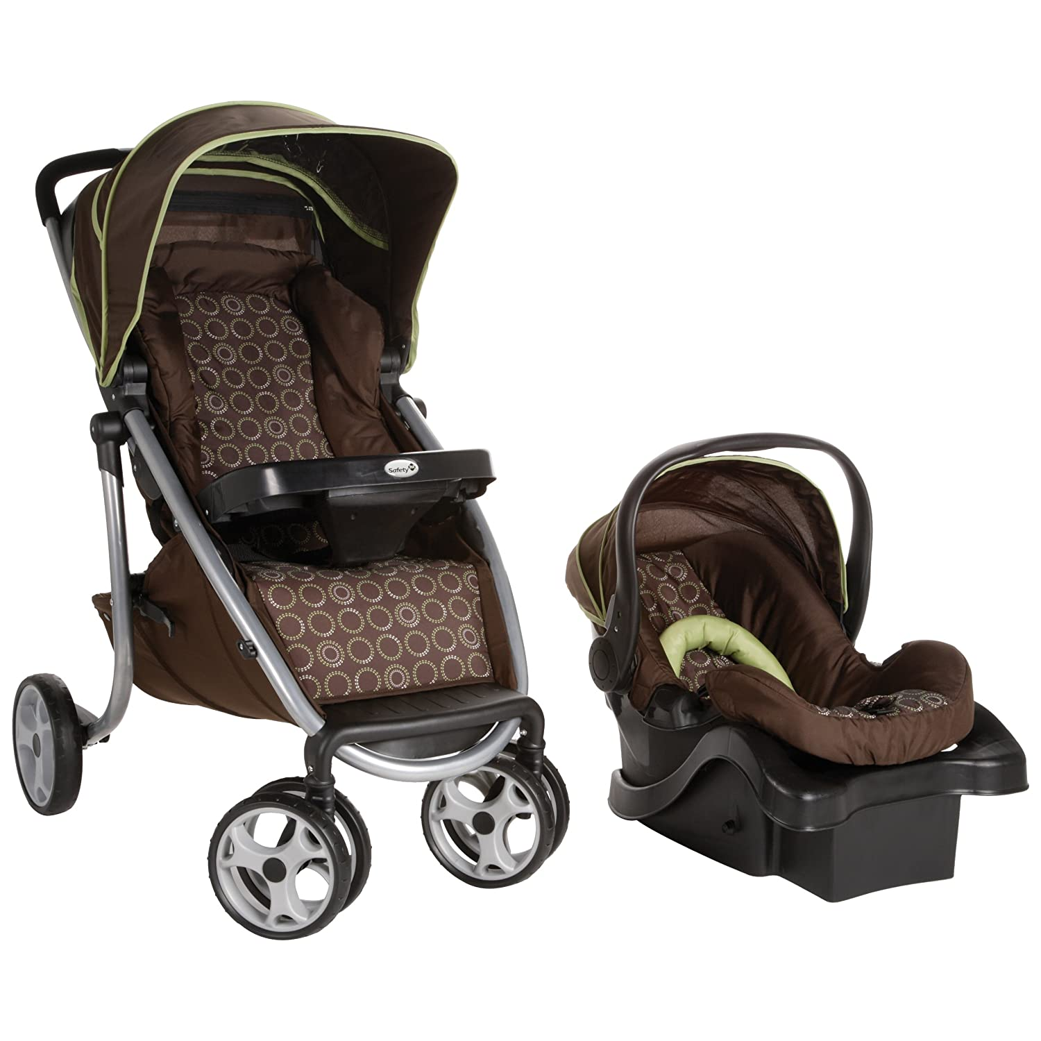 Free Baby Manuals Safety 1st Sleek Ride Lx Travel System