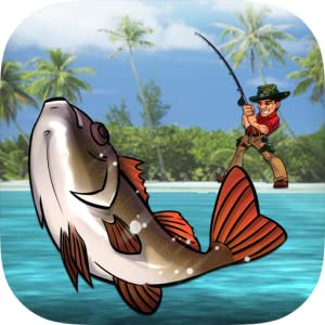 Fishing Paradise 3D(Kindle Tablet Edition) by Pro Media Now Inc