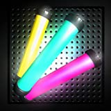 Glowstick Sensations -Fun Cool Rave Party Light & Strobe Effect Torch