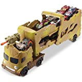 Hot Wheels Marvel Comics Groot Hauler Vehicle