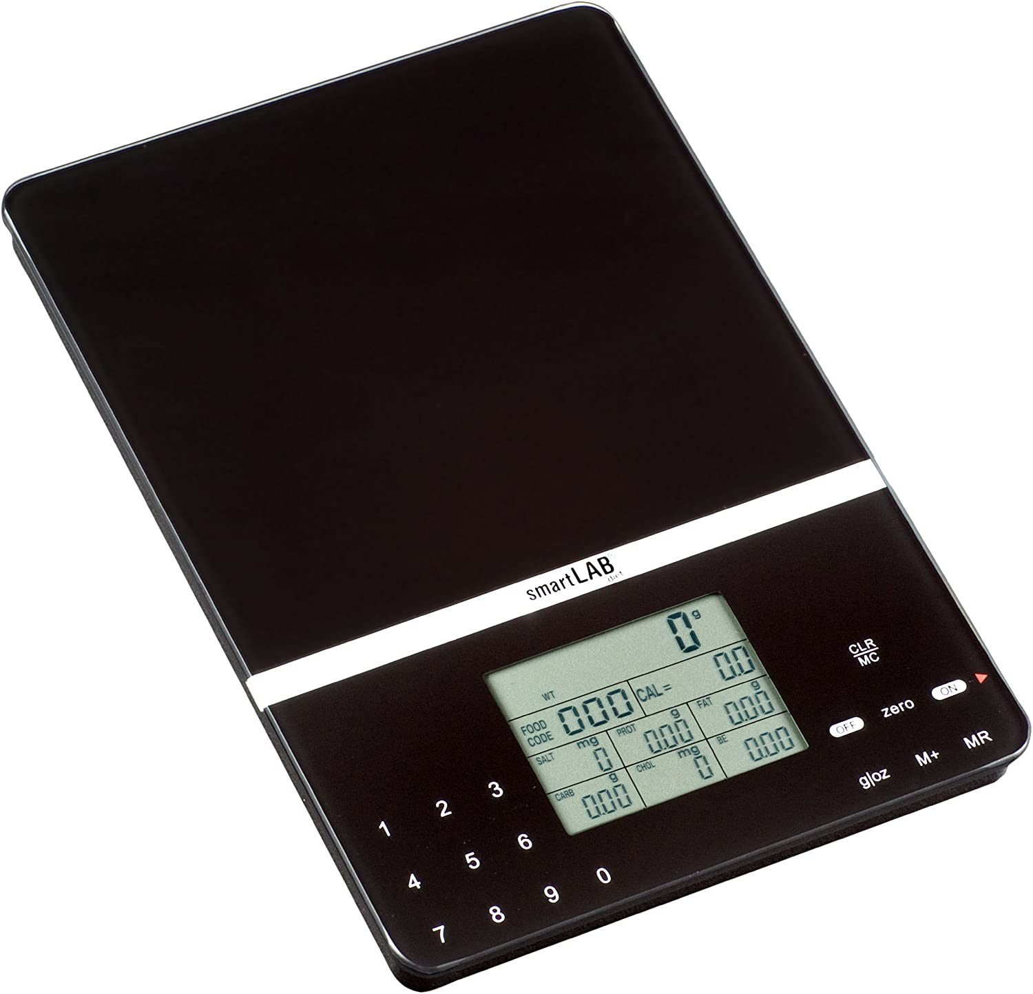 smartlab d36400 electronic diet kitchen scale electronic