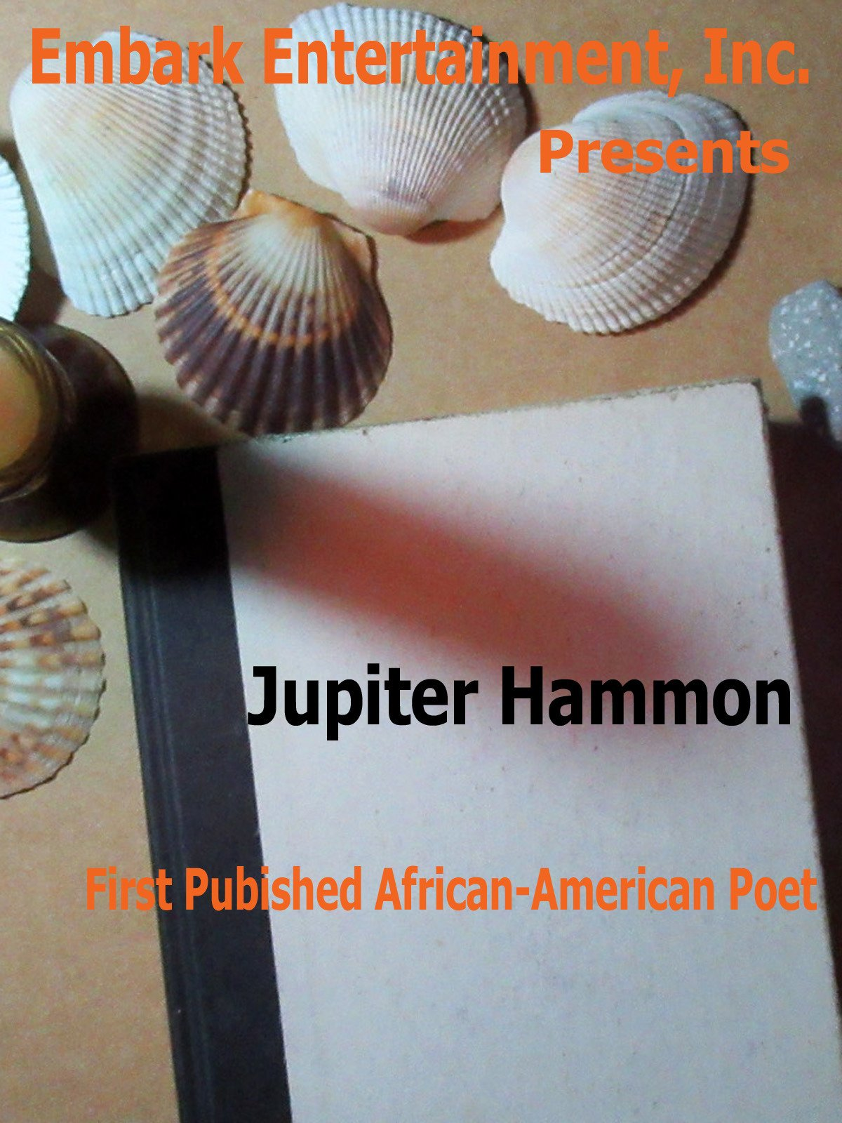 Jupiter Hammon on Amazon Prime Video UK
