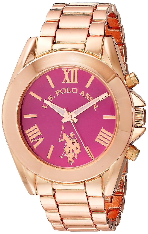 u s polo assn s usc40049 gold tone ebay