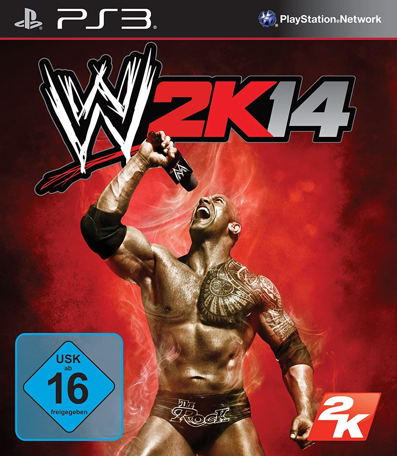 Amazon Wrestling PS3 WWE Xbox 360