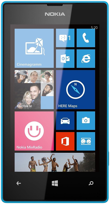Smartphone NOKIA LUMIA 520 BLEU 8GO