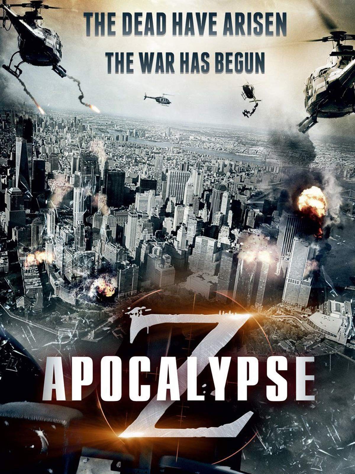 Apocalypse Z on Amazon Prime Instant Video UK