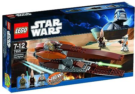 Lego Star Wars - 7959 - Jeu de Construction - Geonosian Starfighter