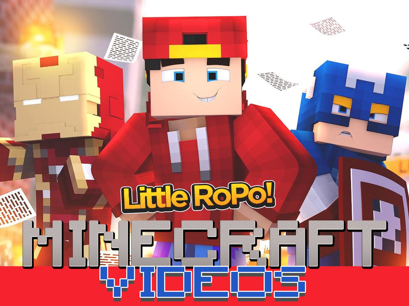 Clip: Little RoPo - Season 1
