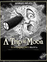 A Trip to the Moon (black and white)