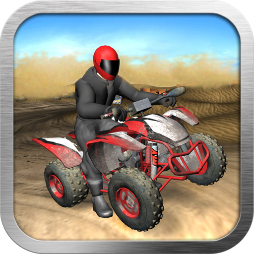 Quad Bike Race - Desert Offroad (Free Four Wheeler Games compare prices)