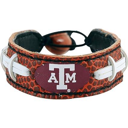 Texas A&M Aggies Game Wear Football Bracelet