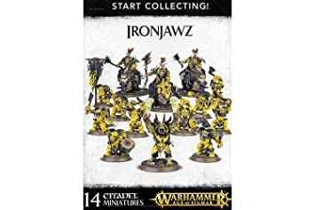 Start Collecting Ironjawz 70-89 - Warhammer Age of Sigmar