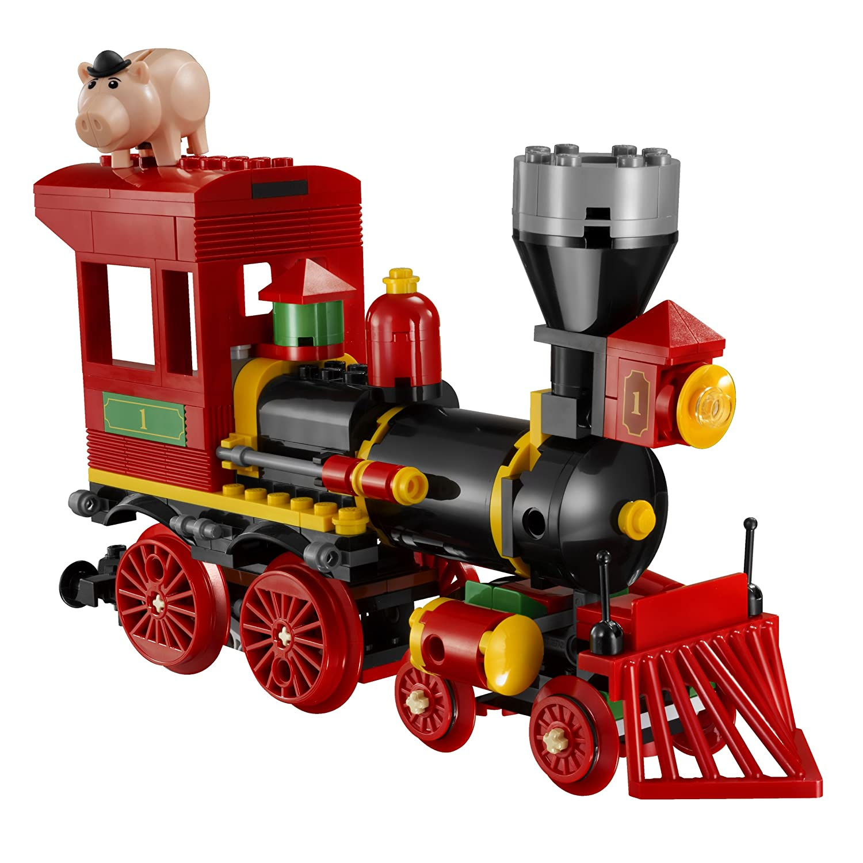 New Toy Story 3 Train : Lego toy story western train chase pcs box set