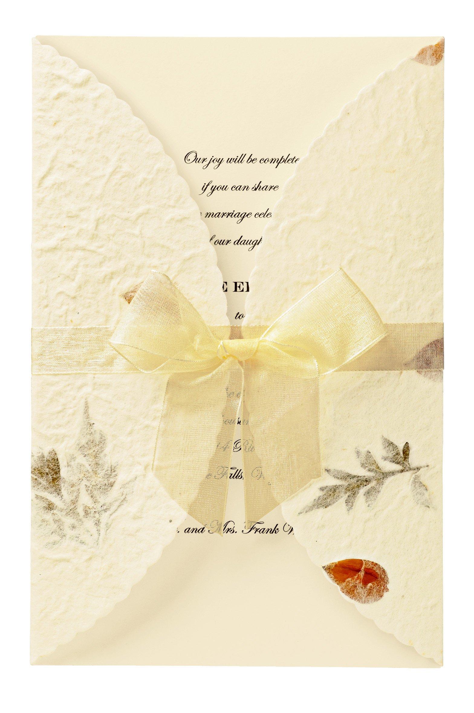 wilton wedding invitation - 28 images - set of 50 wilton wedding ...