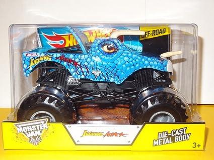 Dinosaur Monster Truck