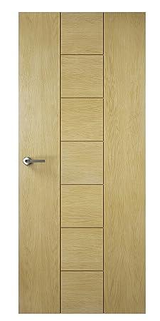 Premdor 82611 838 x 1981 x 35 mm Nice Solid Internal Glazed Door