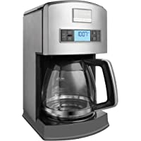 Frigidaire Professional 12-Cup Drip Coffee Maker (Stainless Steel)