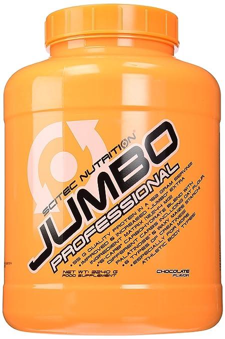 Scitec Jumbo Professional, 3240g , Geschmack:Banana