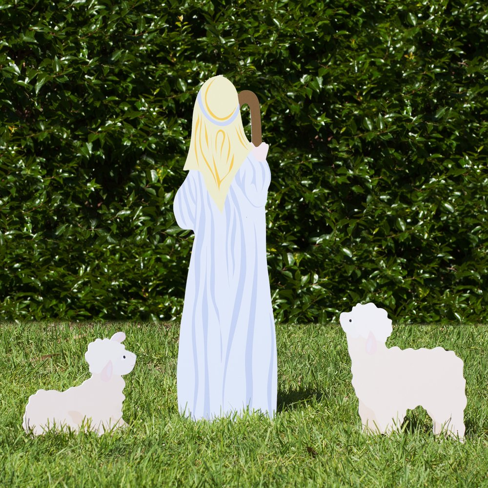 Apologise, Outdoor nativity sets