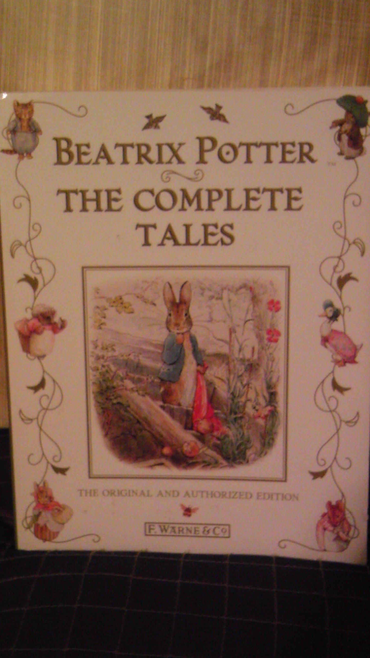 Beatrix Potter the Complete Tales, Beatrix Potter