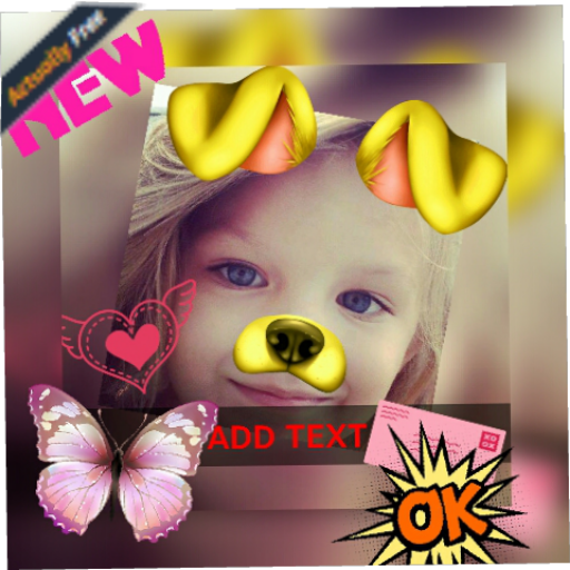 funny Photo Stickers Editor New Pro (Free) (Pic Effects compare prices)